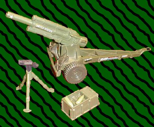 G.I GI Joe 1984 HOWITZER SHIELD ARMOR PART